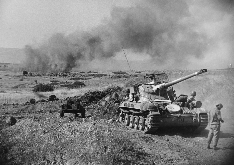 האם ההכרעה במלחמת ששת הימים נבעה מהתמוטטות פסיכולוגית של סגן נשיא מצרים? | תמונה: Central Press/Hulton Archive/Getty Images