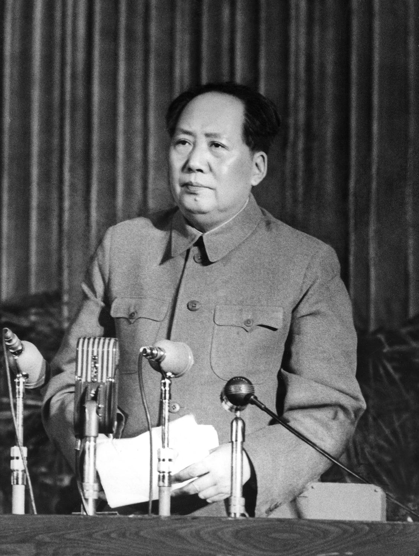 הדיקטטור הגדול בהיסטוריה - מאו דזה-דונג | תמונה: STR/AFP/Getty Images