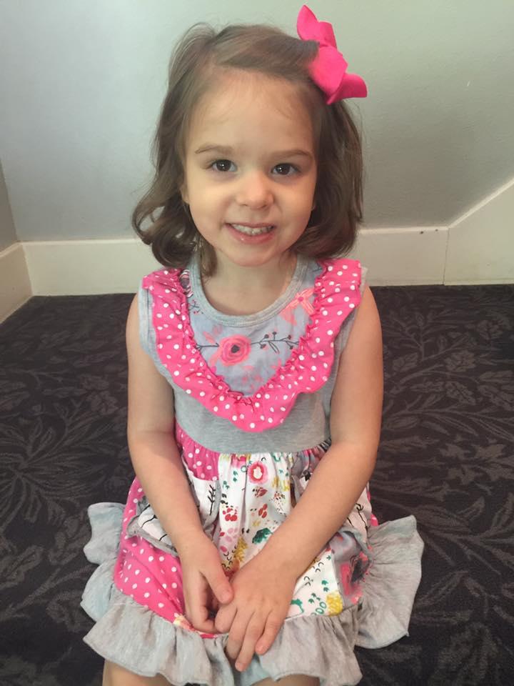 עדן בת שלוש, חזרה להיות ילדה נורמלית   תמונה: באדיבות המשפחה של עדן