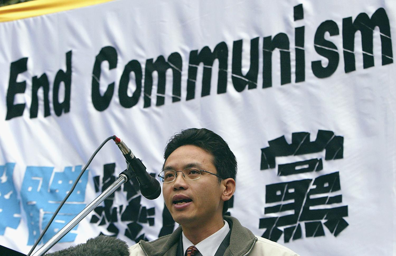 צ'ן יונג-לין, הדיפלומט הסיני שפרש מהמפלגה | תמונוה: Mark Kolbe/Getty Images