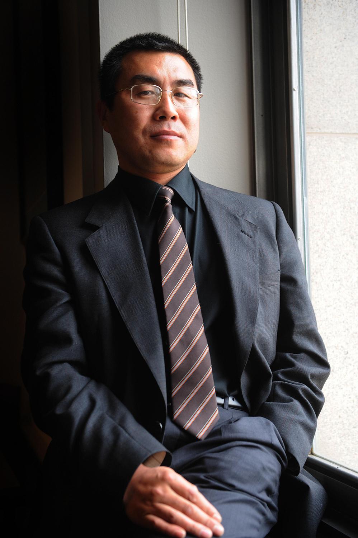 לי פאנג-ג'ה, קצין הביון שהתנער מהמפלגה | תמונה: Tim Sloan/AFP/Getty Images