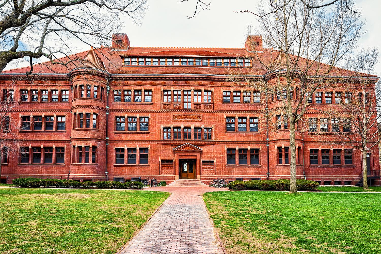 בניין באוניברסיטת הרווארד   תמונה: Fotolia